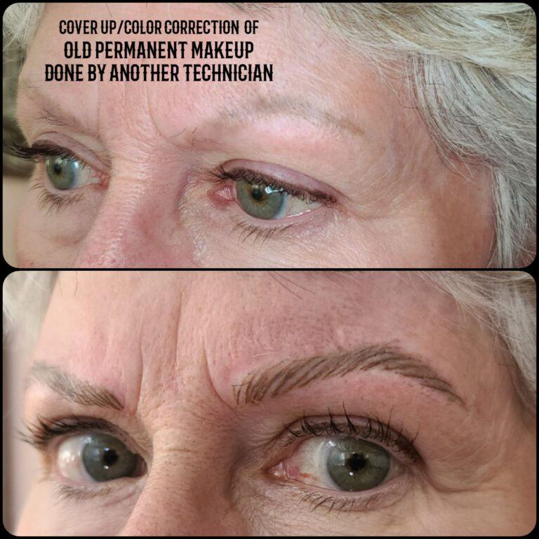Eyebrow Repair 2